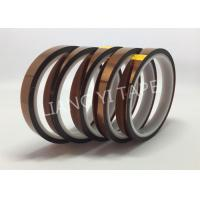 China 2 Layers 1 Mil PI Film Thermal Barrier Tape For Protecting Aircraft Electronic Devices wholesale