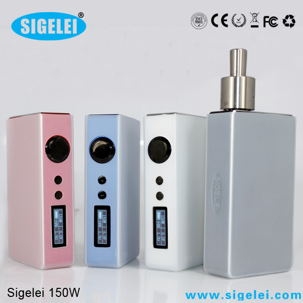Quality 18650 Battery Variable Voltage E Cig for sale