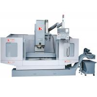 China 6,000 rpm Tapping Engraving CNC VMC Machining Center, Gear Driven Spindle wholesale