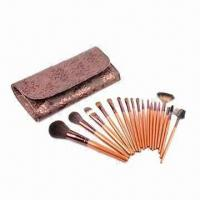 China Promotional Makeup Kit with Wooden Handle wholesale