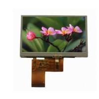 China RYT043 4.3 Inch 480X272 Lcd TFT Screen With 40pin FPC / Parallel 24bit RGB wholesale