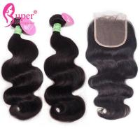 China Body Wave Brazilian Virgin Hair Extensions For Women Accessories 11A Grade wholesale