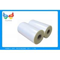 Clear Transparency Soft PVC Shrink Film For Printing And Package