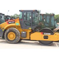 Buy cheap XCMG XS143 double drum vibration roller vibratory road rollers from wholesalers