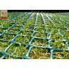 China Grass Protection Mesh , Garden Mesh Netting , Turf Reinforcement Mesh , 650 GSM , HDPE Materials wholesale