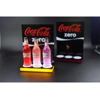 China Acrylic LED light box display in market on sale