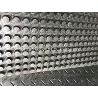 China Heavy weight rubber mats black color and high round button embossment top wholesale