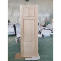 China 2350mm Max Height Oak Solid Wood Door For Luxury House With 35 40 45mm Thickness wholesale