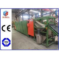 China Customized Rubber Batch Off Machine Cooling Line Hanging Rod Type SGS Certification on sale