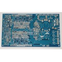 China 2 OZ 3 layer Double sided FR4 Halogen Free Immersion Gold PCB circuit board wholesale