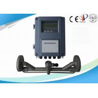 China Sewage Medium Ultrasonic Portable Flow Meter With Pipe Clamp On Probes on sale