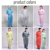 China ESD coverall workwear on sale