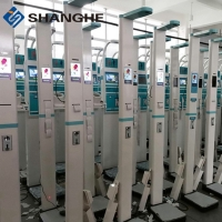 China WiFi Coin Operated Weighting Scale wholesale