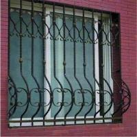 China casting wrought iron metal bar iron windows grills design wholesale