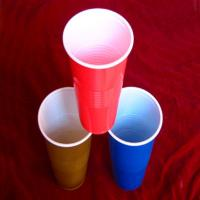 China plastic cup for injection on sale