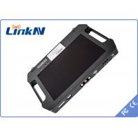 China 10.1Inch COFDM Portable Video Receiver With Battery Powered TF Card Storage  FAT32 128G wholesale