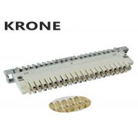 Buy cheap 10 Pair Krone LSA-Profile Disconnection or connection Krone Module from wholesalers