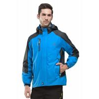 China Womens Custom Outdoor Clothing , Breathable Rain Jacket Lightweight Windproof on sale