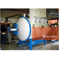 China Non Pollution Vacuum Brazing Furnace , Mobile Parts Copper Brazing Process wholesale