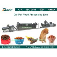 Popular And High Quality pet food machine / fish feed machinery