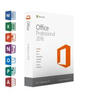 Buy cheap DirectX 10 Office 2016 Product Key Card , OEM Retail Version Microsoft Office from wholesalers