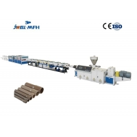 China Double Pipe 63mm PVC Pipe Manufacturing Machine on sale