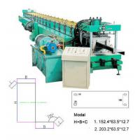 China Groove roll forming machine, c purlin forming machine wholesale