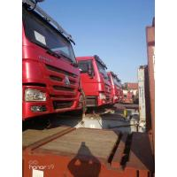 China Hot Sale Good Condition Low Price HOWO 6x4 375 Used dump truck, Used Sinotruk Howo 375 Dump Truck on sale