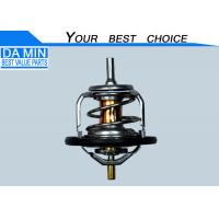 China 8976020480 ISUZU Fvr Parts Thermostat 82 ℃ For 6HE1 / 6HH1 Metal Color wholesale