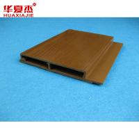 China Bathrooms WPC Wall Cladding / Exterior Plastic Wall Cladding For Kichens wholesale
