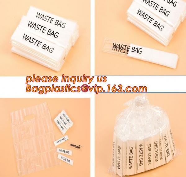 Quality Individually Packed Waste Bags, Single Folded bag, individual packed bag, individually fold bags, waste bags, clinicial for sale