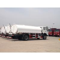 Buy cheap Howo Water Tank Truck Water Transport Tanker Truck Capacity 12-20m3 from wholesalers