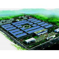 China Multi Story Steel Structure Warehouse , ASTM A36 A572 Steel Construction Buildings wholesale