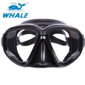 China Liquid Silicone Low Volume Dive Mask wholesale