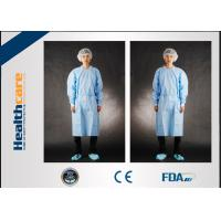 China SMS Disposable Surgical Gowns Medical Garments For Surgery Operating S-5XL wholesale