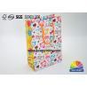 Buy cheap Matt Laminated Full Color Printintg Cartoon Custom Paper Shopping Bags from wholesalers