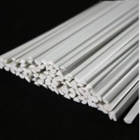 China Half Round Stick ABS Plastic pipe 50cm length DIA 1.0-4.0MM 1.0,1.5,2.0,3.0,4.0MM wholesale
