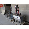 China Bag On Valve Spray Can Filling Machine , Semi Automatic Aerosol BOV Filling Machines wholesale
