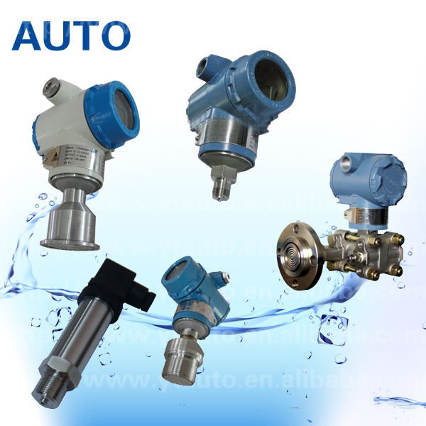 Quality Good quality smart pressure transmitter used in desulfurization denitration system with low cost for sale