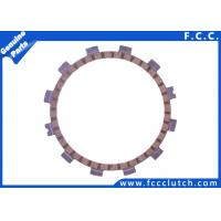 China Genuine Honda Motorcycle Clutch Plate , Motorcycle Clutch Disc Plate CRF450R wholesale