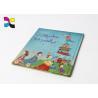 China Eco - Friendly Hardback Book Printing Art Paper + Grey Board Material ISO FSC wholesale
