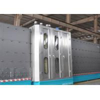 China Vertical Glass Washer 2-10 M / Min , Automatic Insulating Glass Production Line wholesale