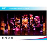 Buy cheap P3.91mm LED Backdrop Screen Rental1920hz Refresh Rate For Concert Show from wholesalers