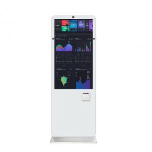 China Vertical TFT 360cd/M2 Floor Standing Digital Signage on sale
