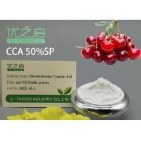 Buy cheap CCA Chloroisobromine Cyanuric Acid Greenhouse Pesticides C3HO3N3ClBr MF from wholesalers