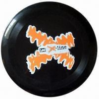 China Flying Disc, Made of Plastic wholesale