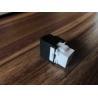 China Grau Cat6a Jack trapezoide de UTP 180, ferramenta material Jack trapezoide livre do PC wholesale