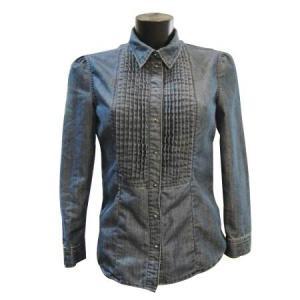 China Ladies' Denim Shirt (DMD07) on sale