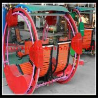 China Interesting public games for child and adults fun electric control happy car wholesale