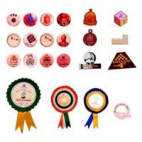 China Handmade Animal-shaped Badge wholesale